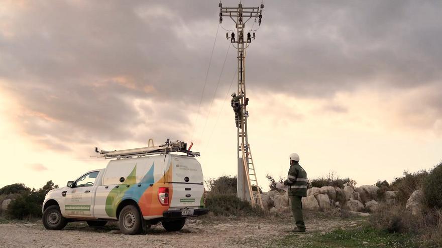 Iberdrola invertirá 366 millones en redes en la Comunidad hasta 2024