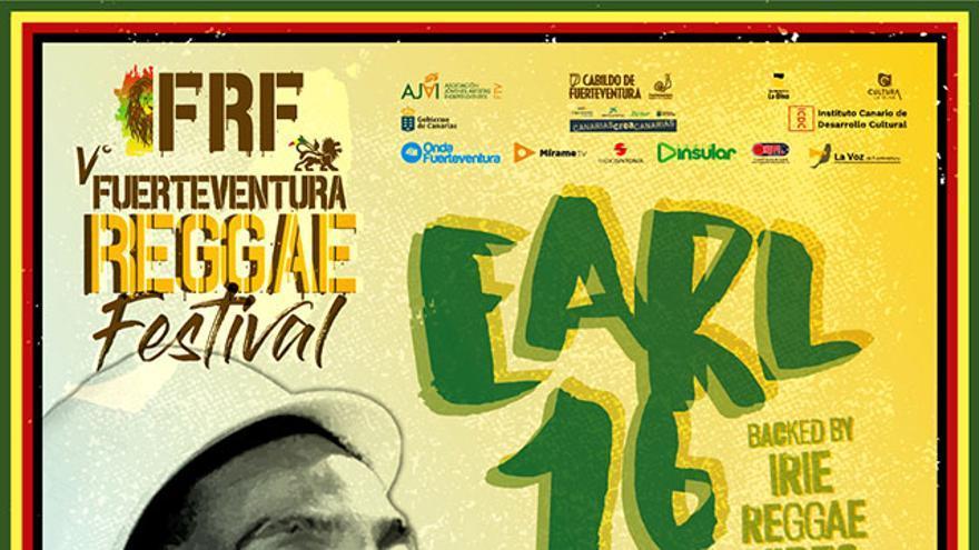 V Fuerteventura Reggae Festival 2021