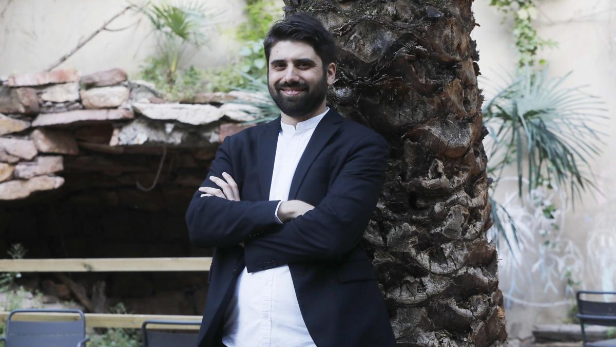 Carlos Madrid, director de Cinema Jove.