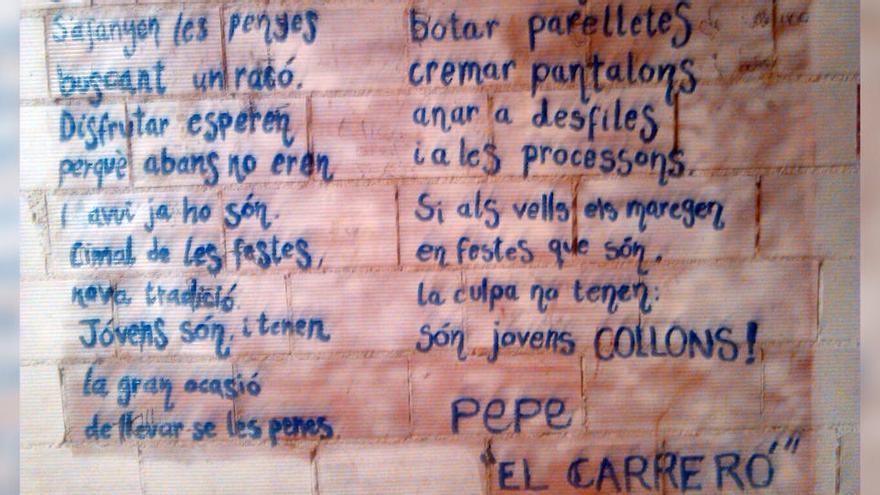 """Benidorm homenajea a Pep """"El Carreró"""" con un concurso de composición musical"""