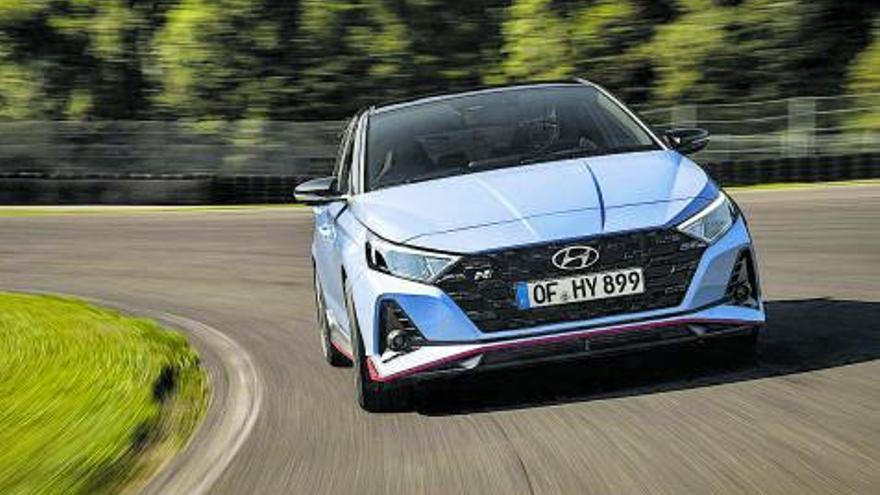 Hyundai i20 N, esencia deportiva