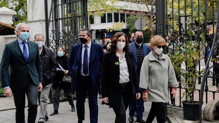 Madrid levanta restricciones en diez zonas básicas