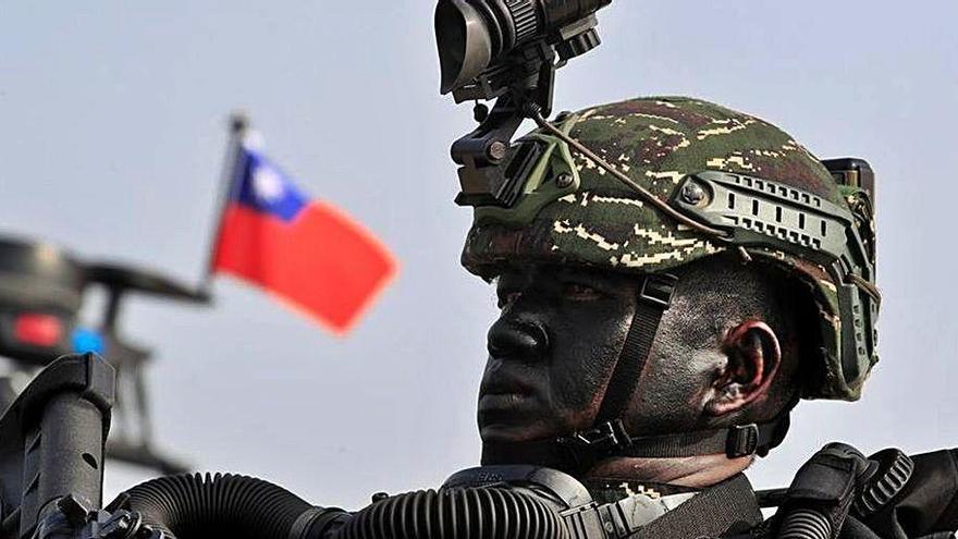 Pequín alerta: «La independència de Taiwan significa la guerra»
