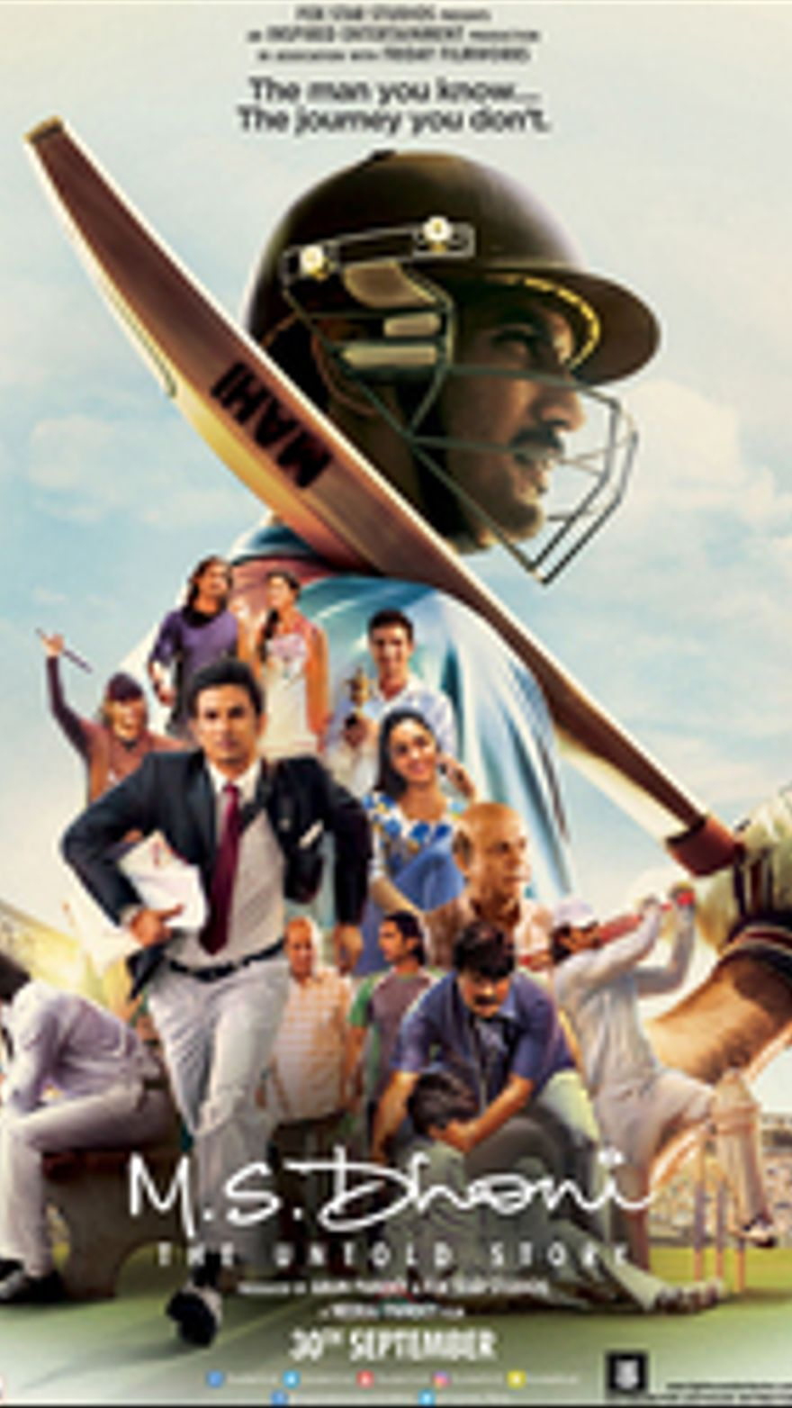 M. S. Dhoni: The Untold Story