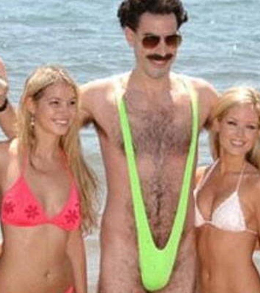 La secuela de 'Borat' llegará antes de las elecciones