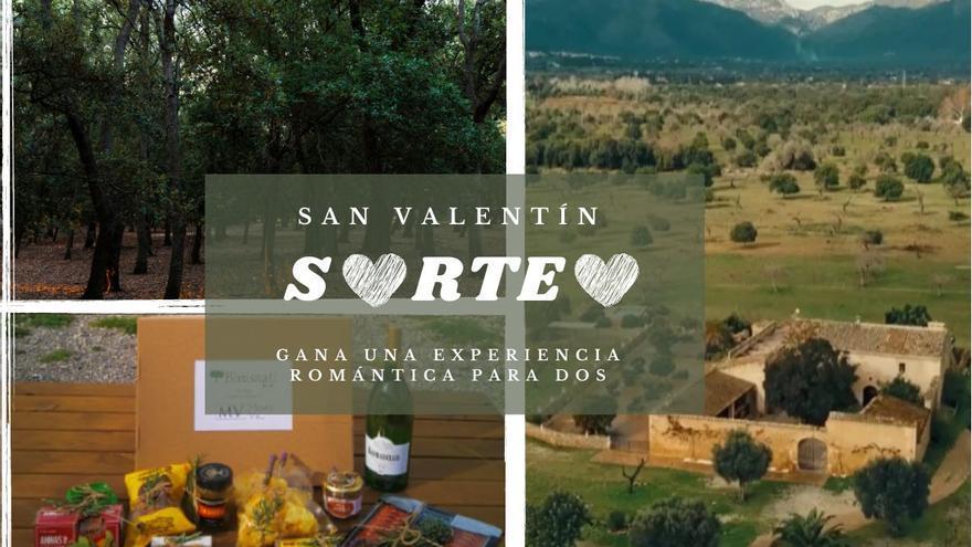 Un plan perfecto para este San Valentín en Mallorca
