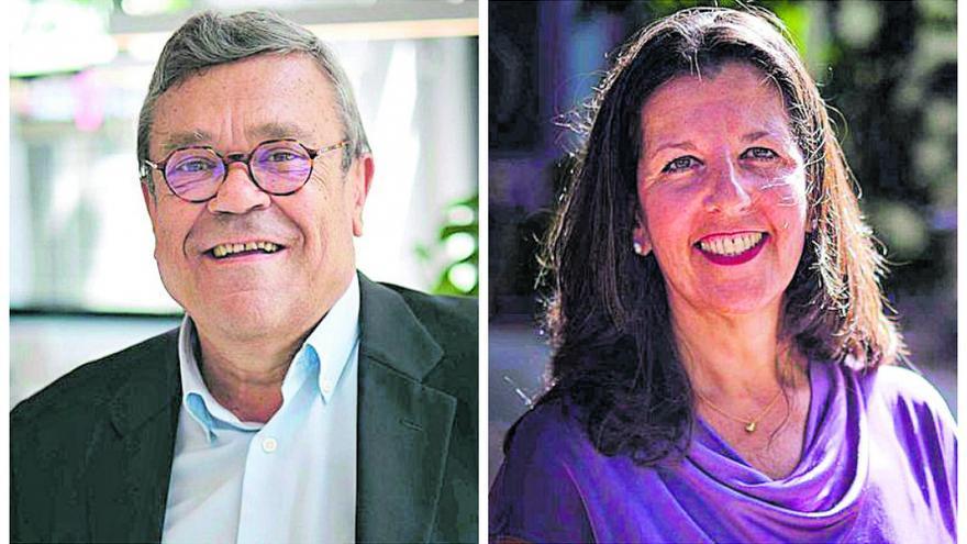 Miguel Cabrera y María Jesús de Lojendio optan a presidir el Real Casino de Tenerife