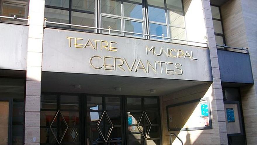 Teatro Municipal Cervantes