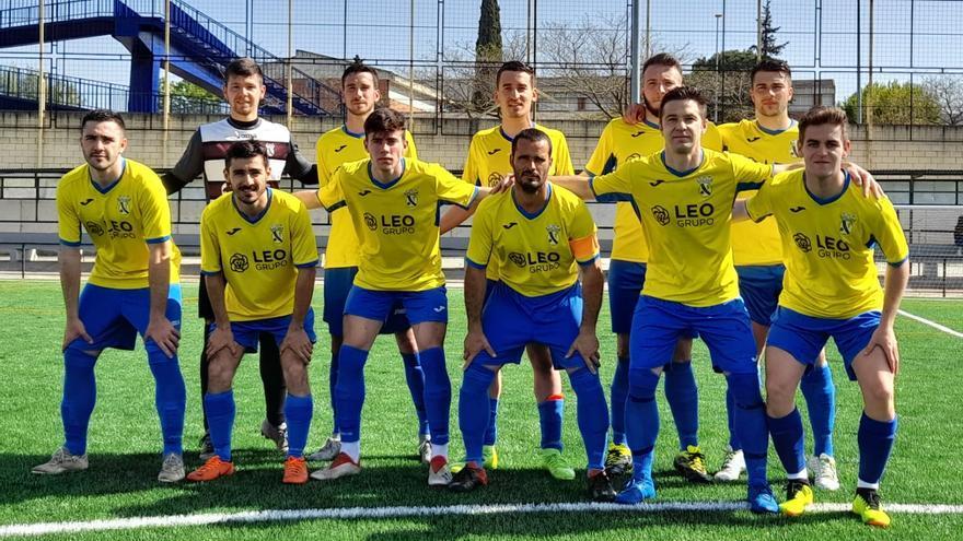 El C.P. Monesterio se asegura la liguilla de ascenso a la Primera División Extremeña