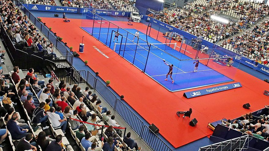 El World Padel Tour, a debate