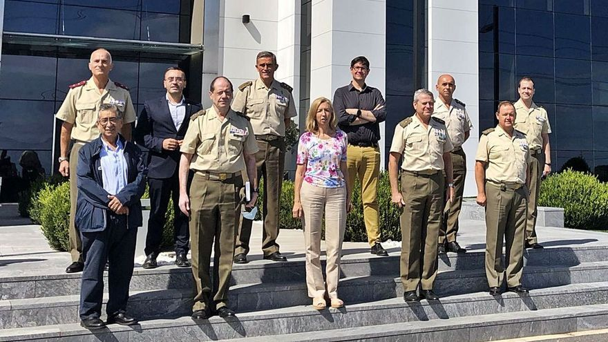 Vila-real exporta su industria 4.0 al macroproyecto militar de Córdoba