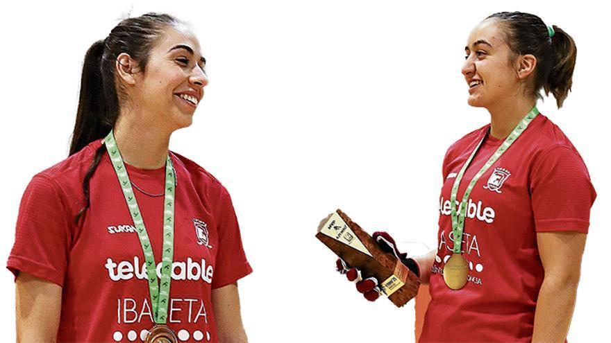 Marta y Sara, cuando disfrutar ya es ganar