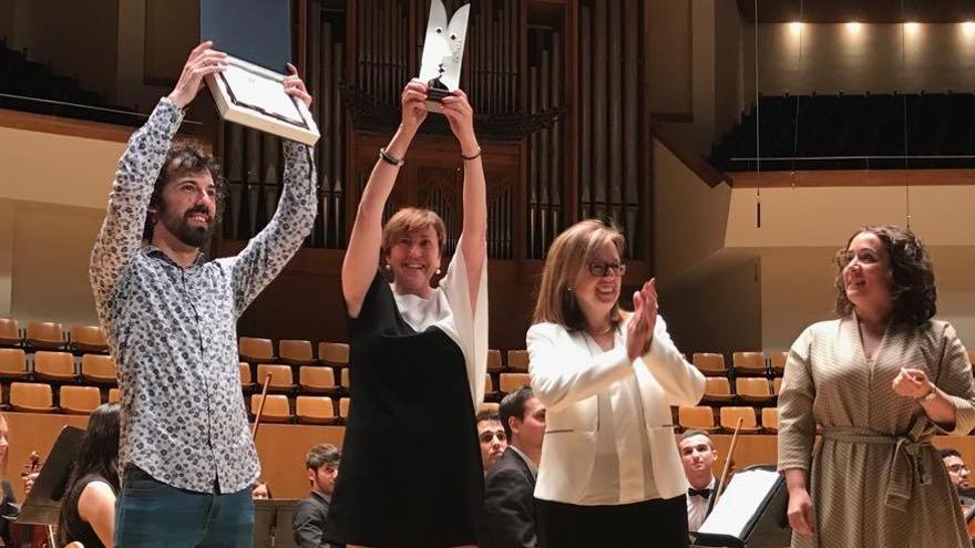 Higueruelas se alza con el premio de la Tercera Sección del Certamen de Bandas