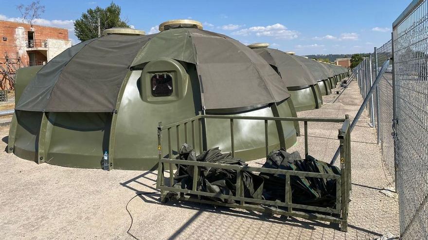 Torrejón de Ardoz, 'hub' europeu per als refugiats afganesos