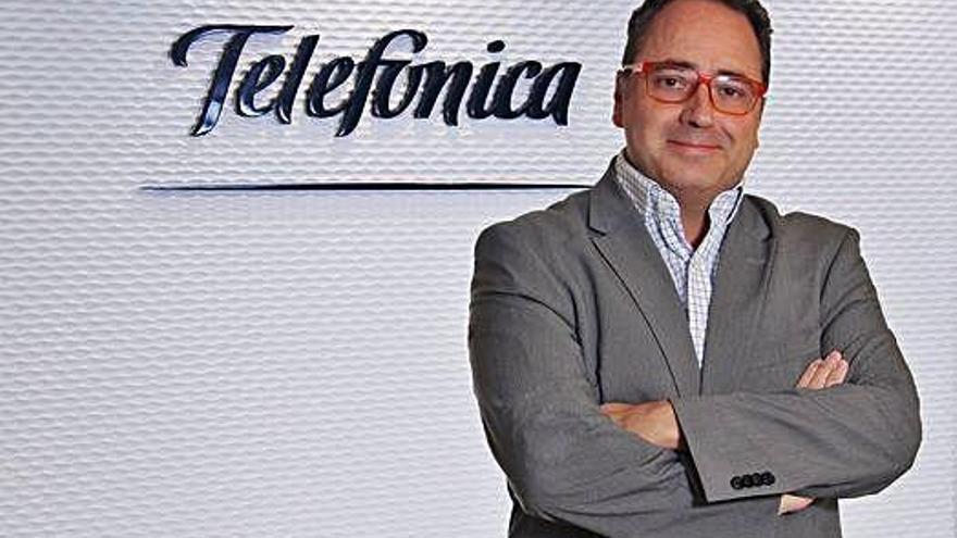 José M. Casas substitueix  Kim Faura al capdavant de Telefónica