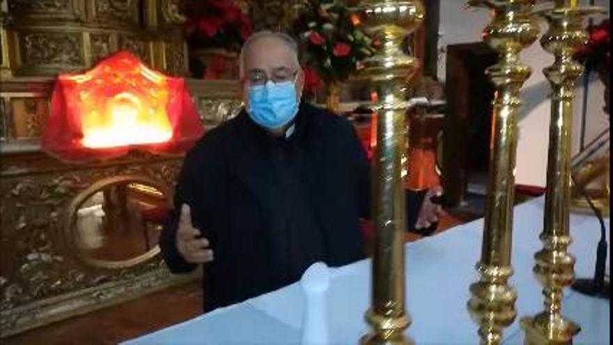 """Los individuos que irrumpieron en la iglesia de Murcia """"proclamaban a Alá"""""""