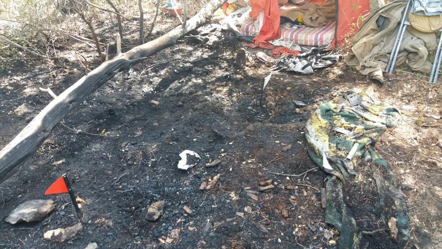 Arden 750 metros cuadrados de pinar en Ibiza