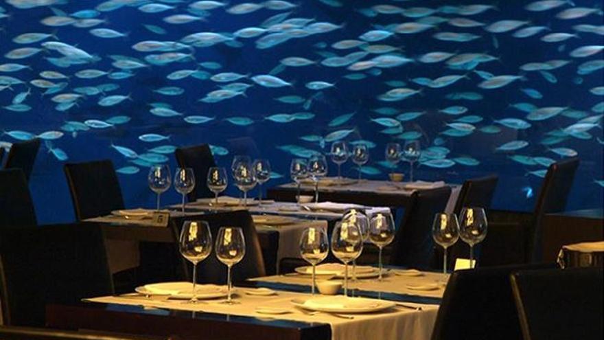 Restaurantes románticos en Valencia