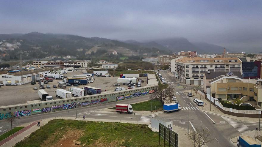 Un promotor completará el suelo urbano de Gandia en el linde con el Real