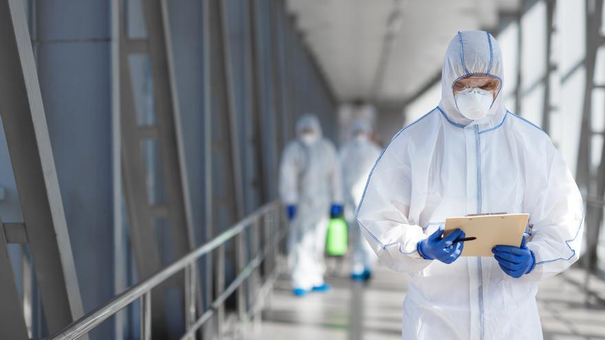 Biovalia lanzauna plataforma online que analiza el riesgo de covid en las empresas