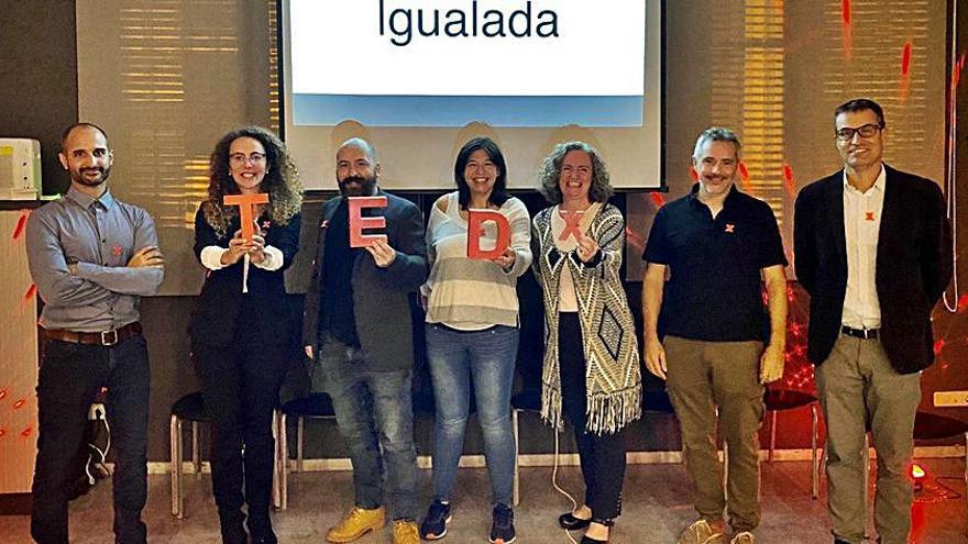 TEDxIgualada munta un debat d'idees per canviar