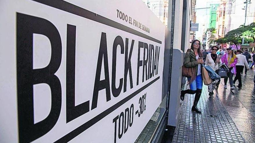 'Black Friday' y 'Cyber Monday' generarán 1.640 empleos en Canarias
