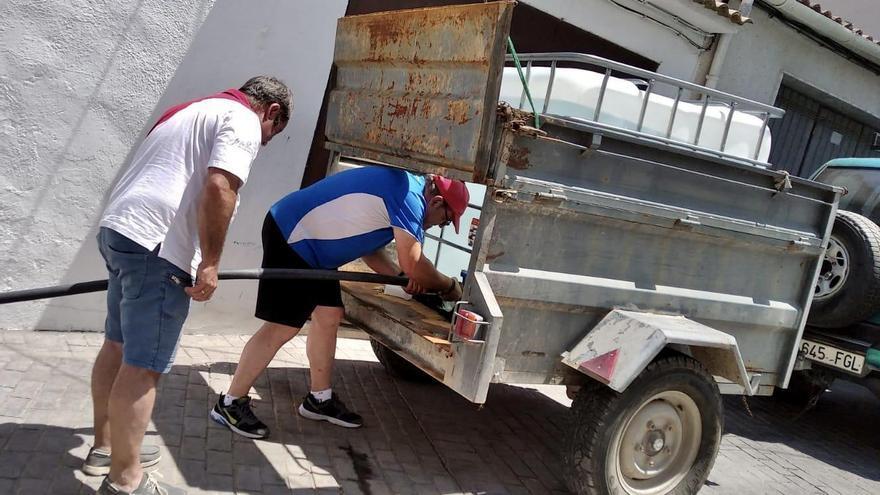 Fuente Tójar recupera el suministro de agua potable