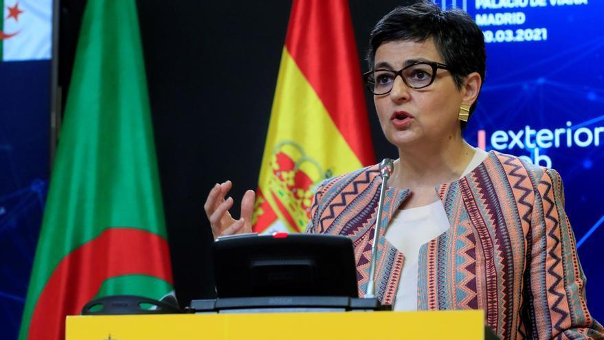 Exteriores invita a Ayuso cumplir las normas de la UE en materia de fronteras