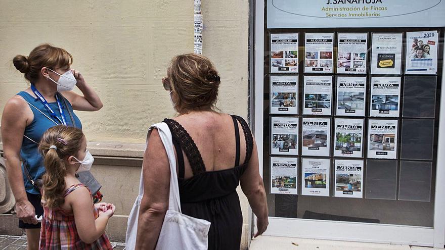 La C. Valenciana aglutina casi 30.000 grandes propietarios de diez o más viviendas urbanas