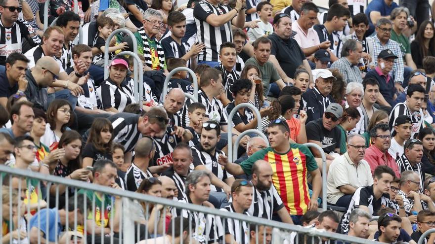 Castellón y Sant Andreu, ante una súper eliminatoria en los 'play-off'