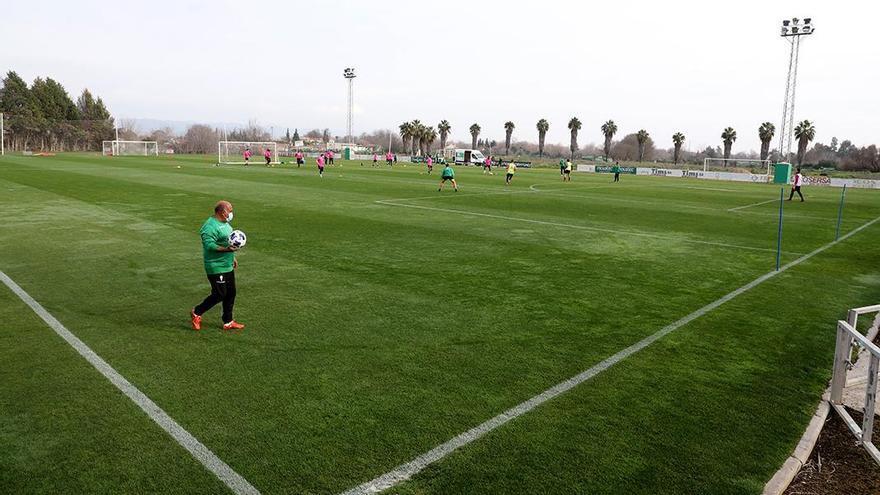 El Córdoba CF y Tremón mantienen el pulso por la Ciudad Deportiva
