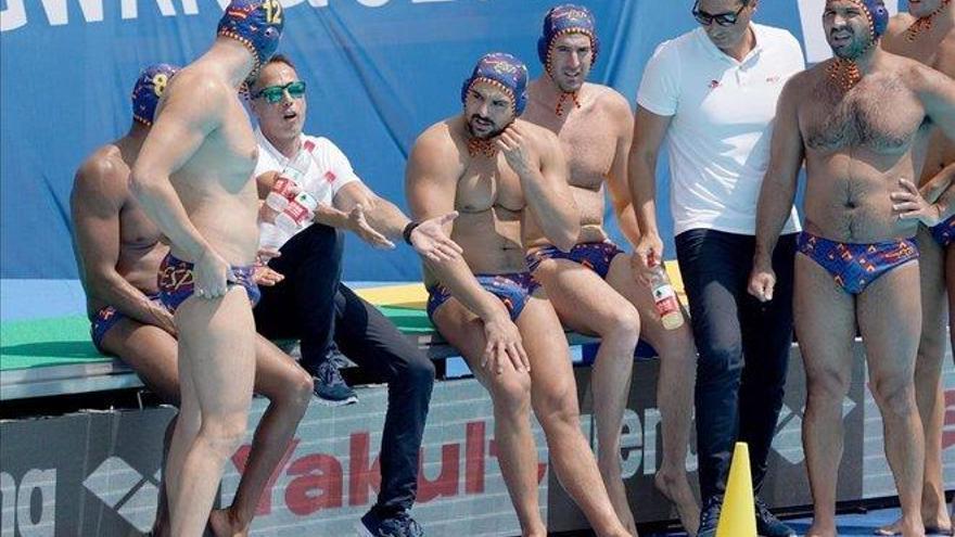 Mundial de Waterpolo: España gana a Serbia y pasa a semifinales