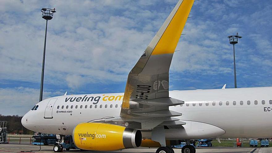 La compañía Vueling conectará La Palma y Bilbao y Gran Canaria con Roma a partir del mes de julio