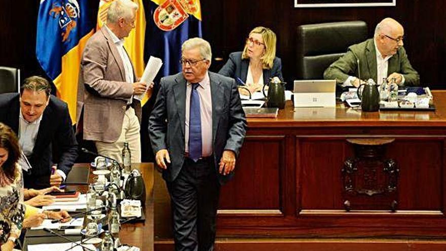 La oposición anima al PSOE a asumir la presidencia del Cabildo de Gran Canaria