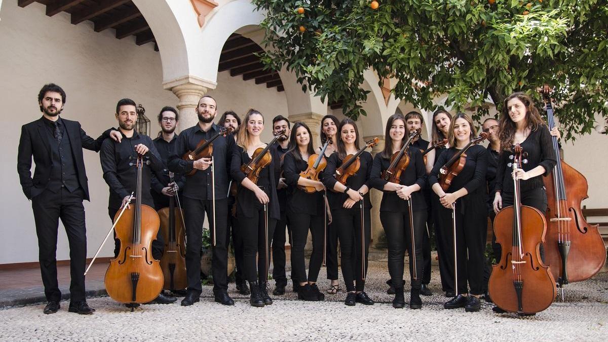 Alejandro Muñoz y la Camerata Gala-Fundación Antonio Gala presentan su nuevo trabajo, 'Espiral'