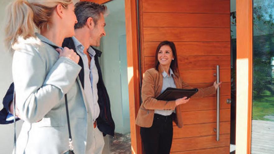 Vender en exclusiva no significa que la venta no pueda ser compartida por otras inmobiliarias.