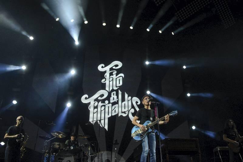 Concierto de Fito & Fitipaldis