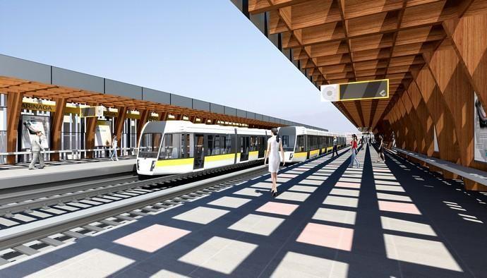 Estación de Arinaga