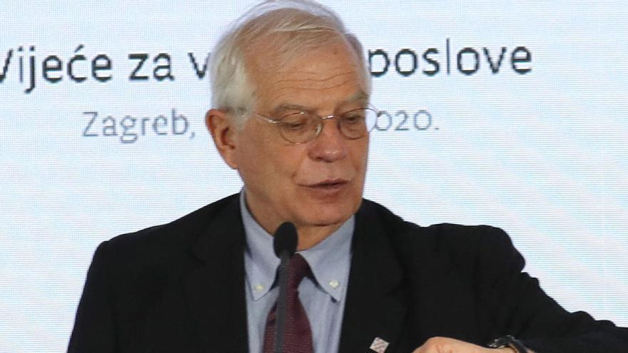 Crisis del coronavirus | Borrell pide dar un paso más en la solidaridad europea