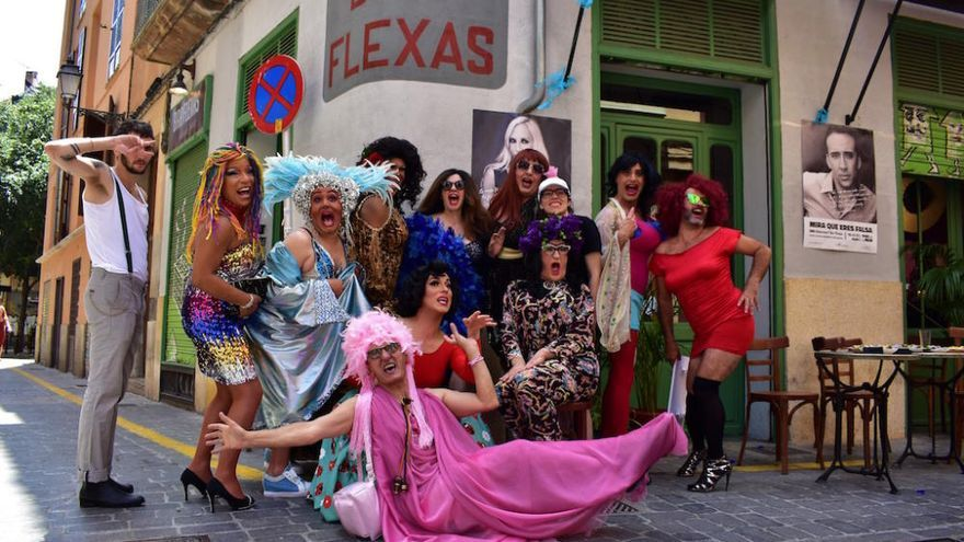 El Flexas celebra mañana su gran fiesta titulada 'Mira que eres falsa'