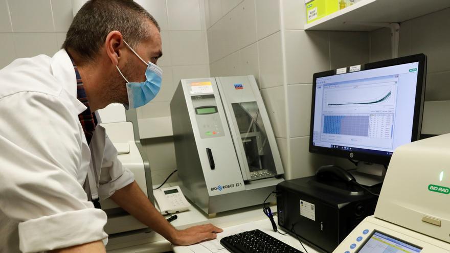 El Hospital San Agustín quiere trasladar el archivo clínico a una nave para ganar espacio y ampliar servicios