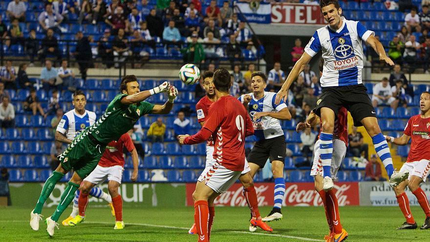 Real Murcia-Marchamalo, Águilas-Mancha Real y La Nucía-Mar Menor en la primera jornada