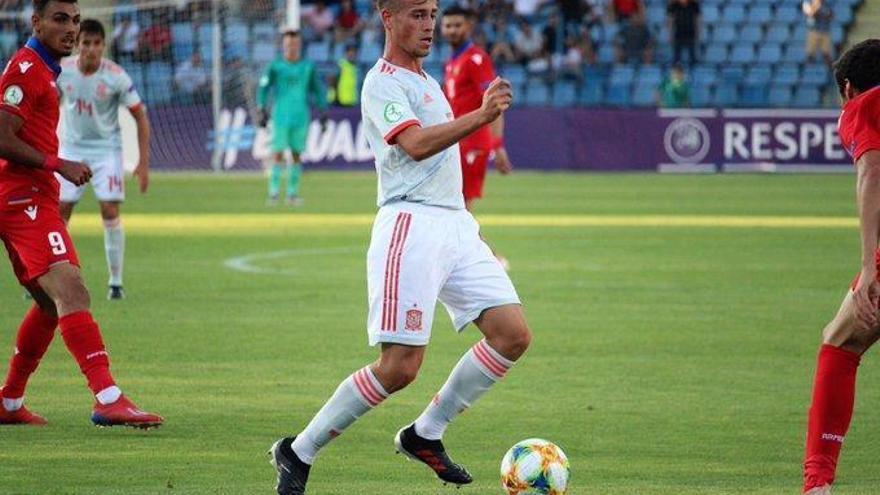 La España de Antonio Blanco gana el Europeo sub 19
