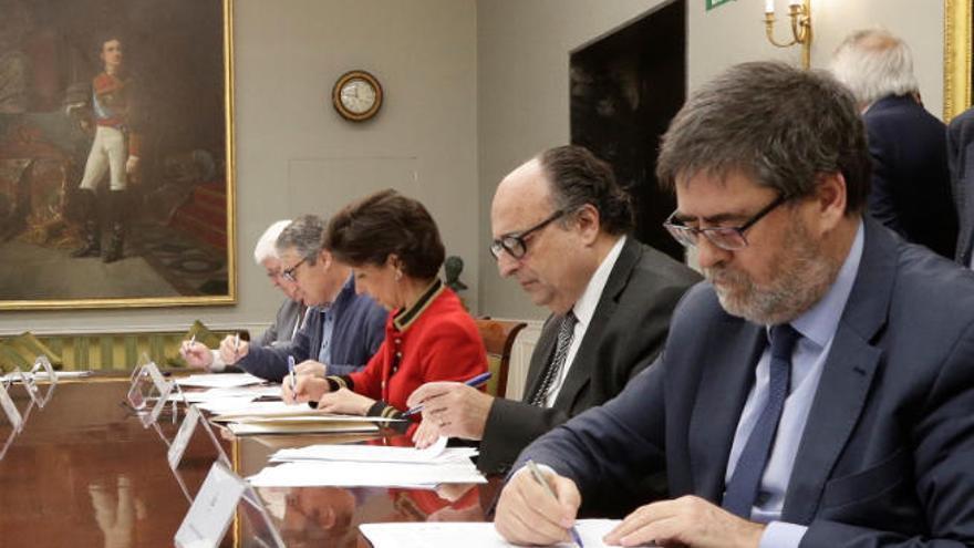 Audiencia y Tribunal de Cuentas amplían  su colaboración