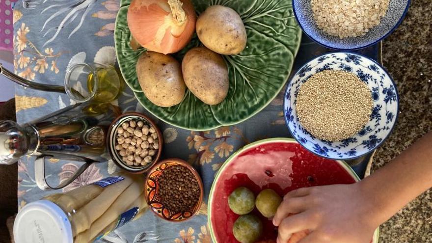 Prebióticos: tesoros de la dieta anti-COVID