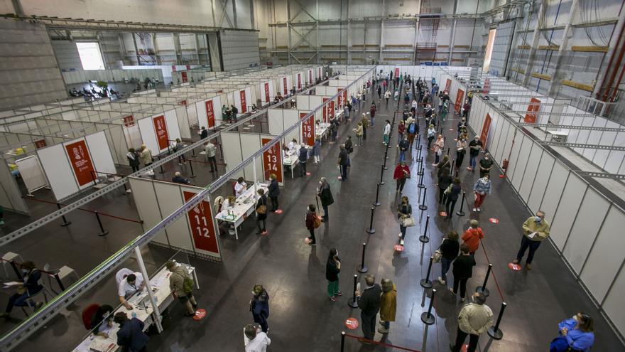 Los casos diarios de coronavirus en la provincia de Alicante suben a 68