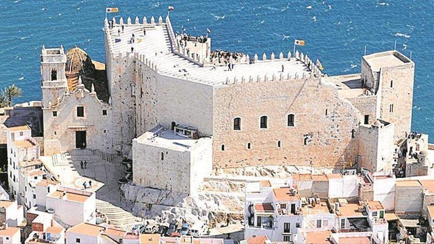 La Diputación invierte 466.000 euros en el Castillo de Peñíscola