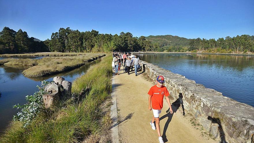 Vilaboa activa un servicio propio de promoción para formar parte de la programación turística