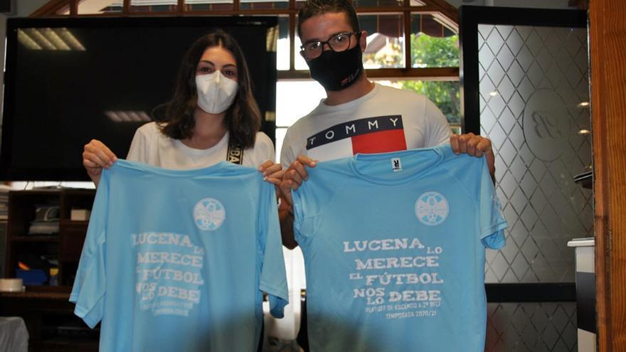 El Ciudad de Lucena espera 2.000 seguidores ante el Ceuta