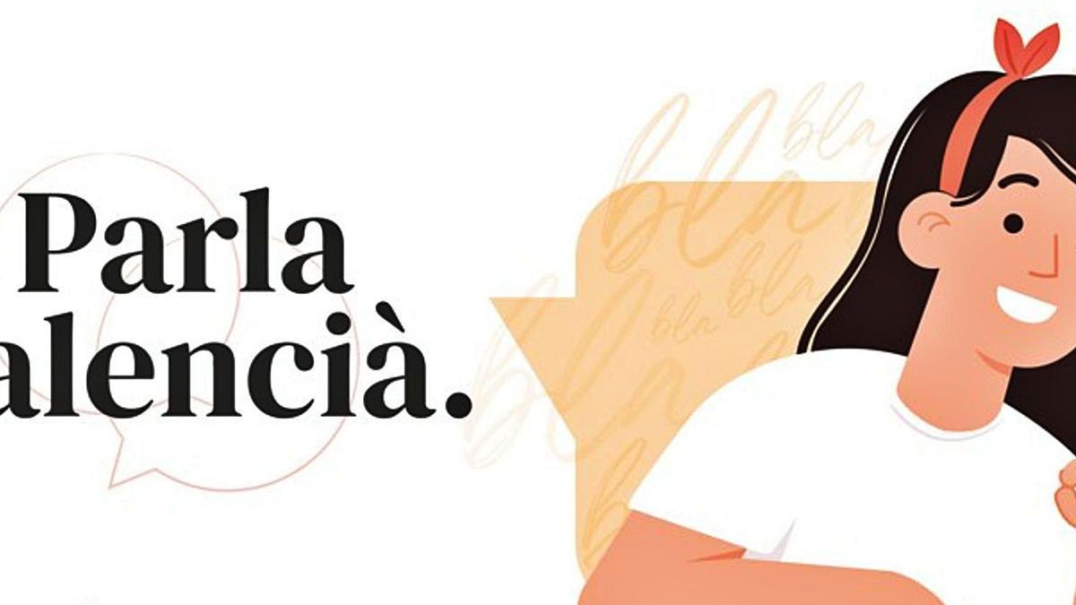Cartell de la campanya del Consell de la Joventut de València. | CJV